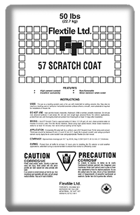 57 Scratch Coat Flextile